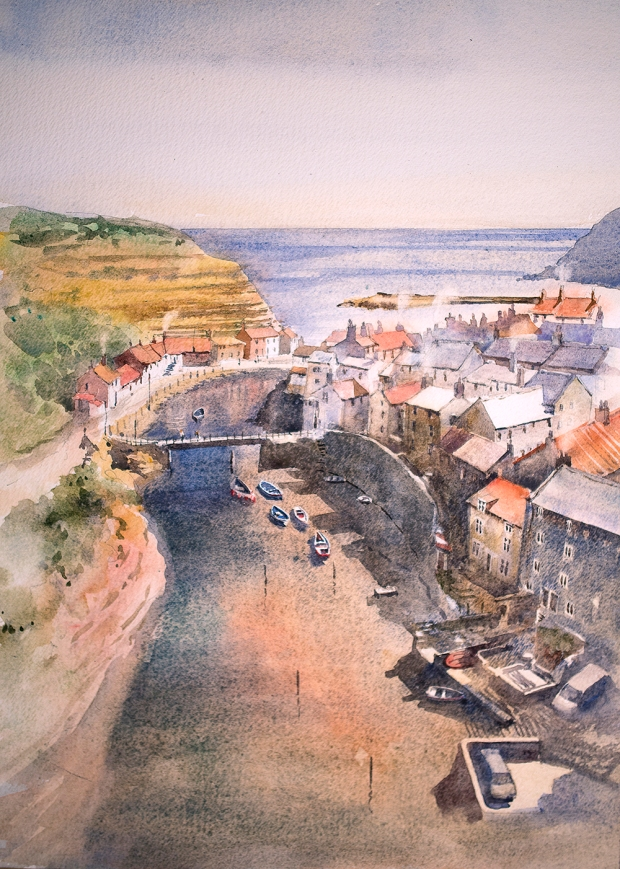 003 - Staithes