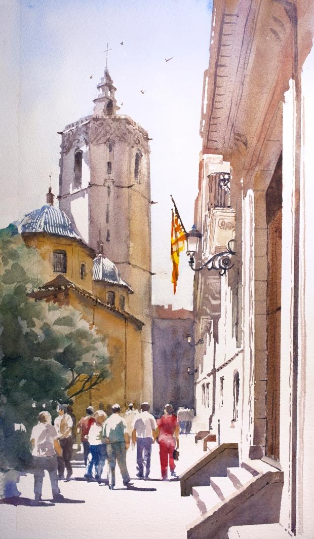 005 - Valencia Flag
