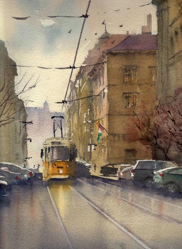 007 - Budapest Tram