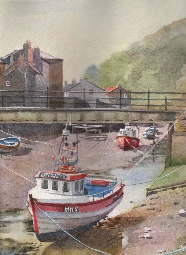 014 - Staithes