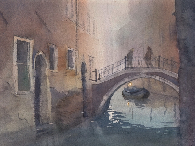 017 - Misty Venice