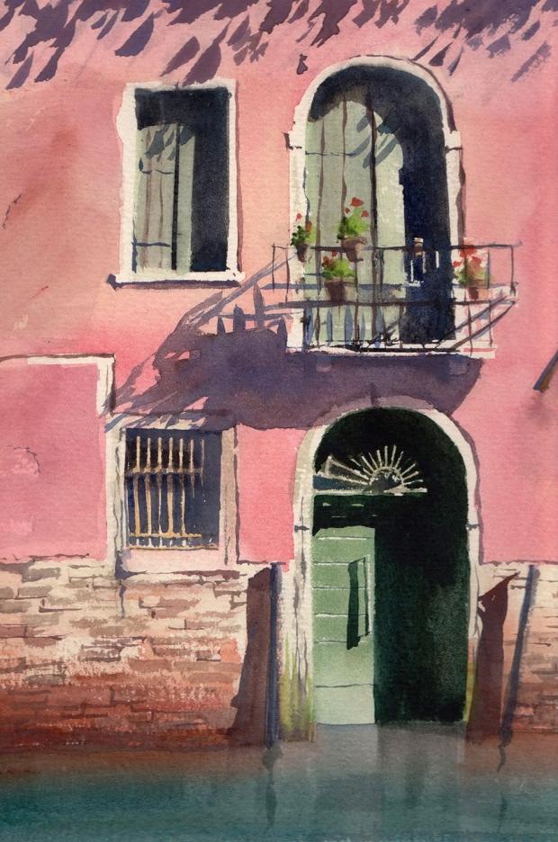 018 - Venice Doorway
