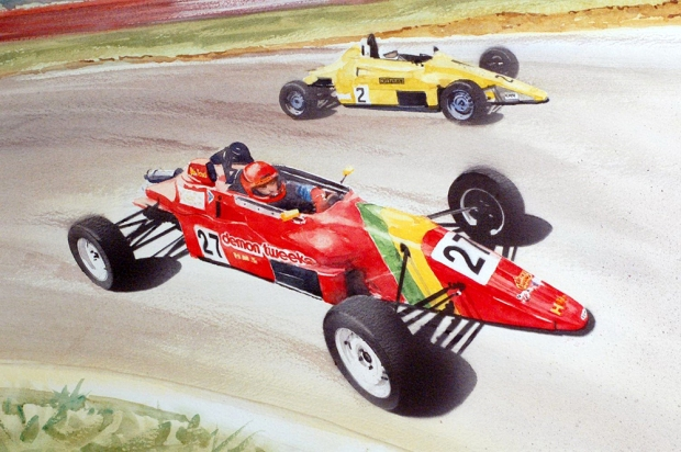 028 - John Esser Formular Ford