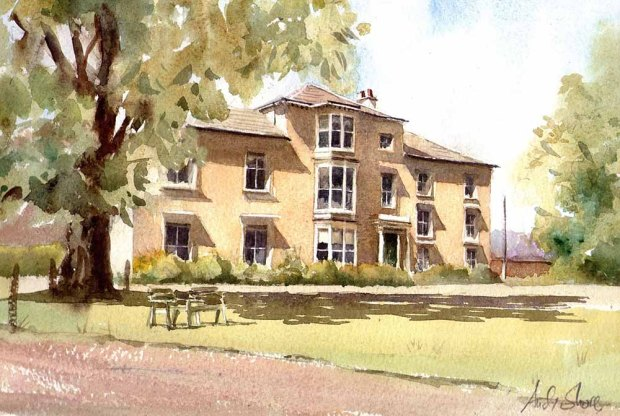 037 - Great Bowden Hall, Market Harborough