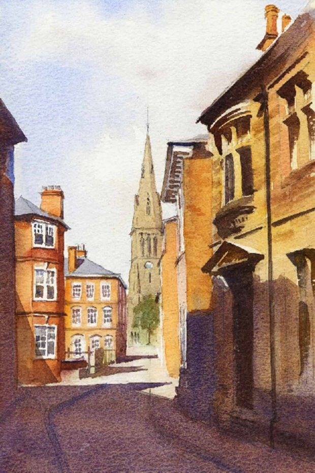 042 - Leicester Cathedral