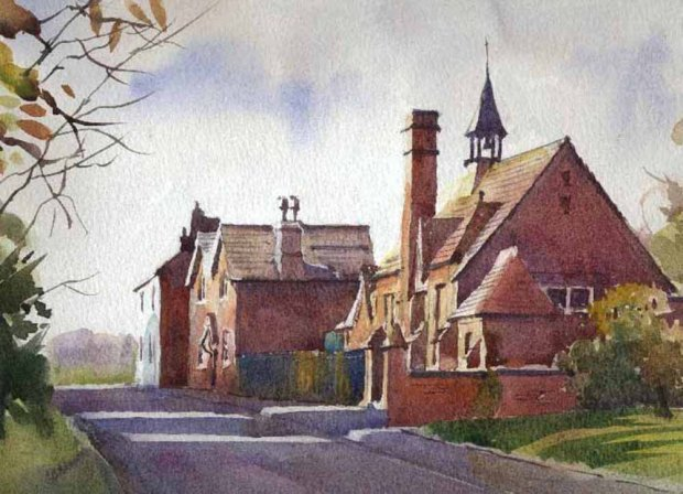 043 - Peckleton Village Hall, Leicestershire