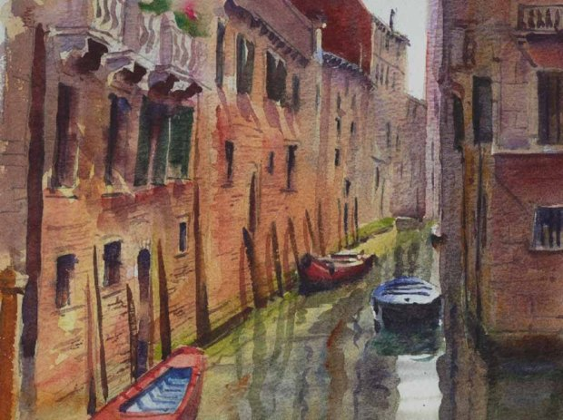 044 - Venice Back Waters