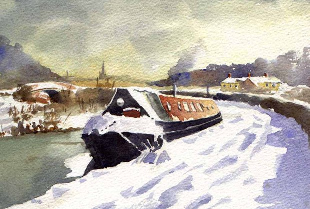 047 - Market Bosworth Canal