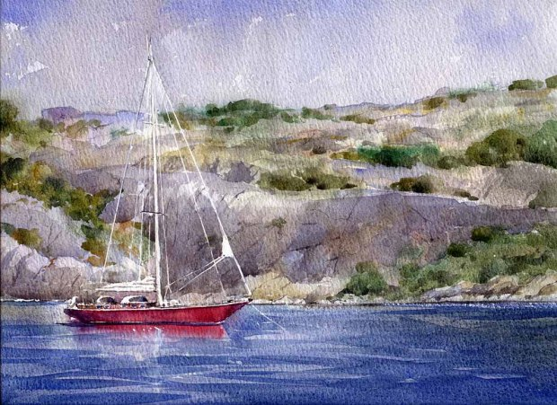 053 - Yacht