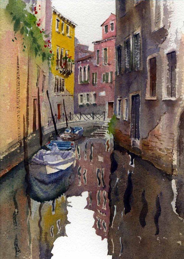 056 - The Backs Of Venice