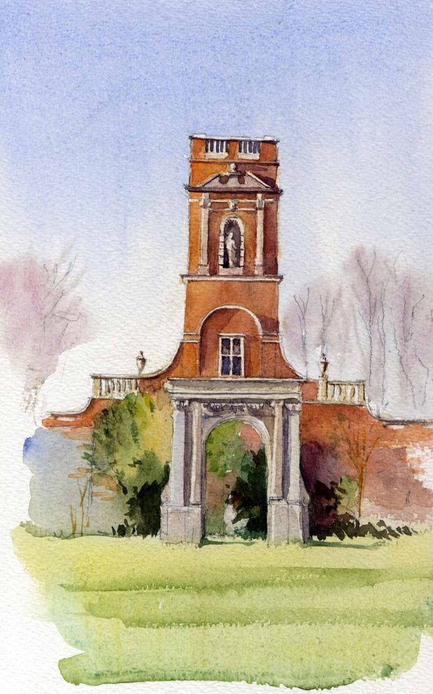 057 - Market Bosworth Water Tower, Leicestershire