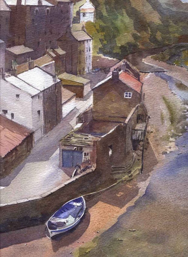 068 - Staithes