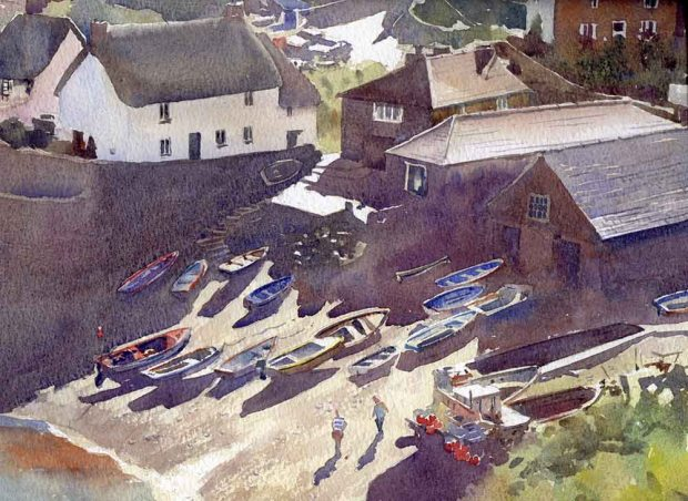 070 - Cadgwith, Cornwall