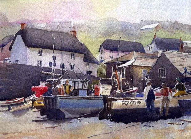 071 - Cadgwith, Cornwall