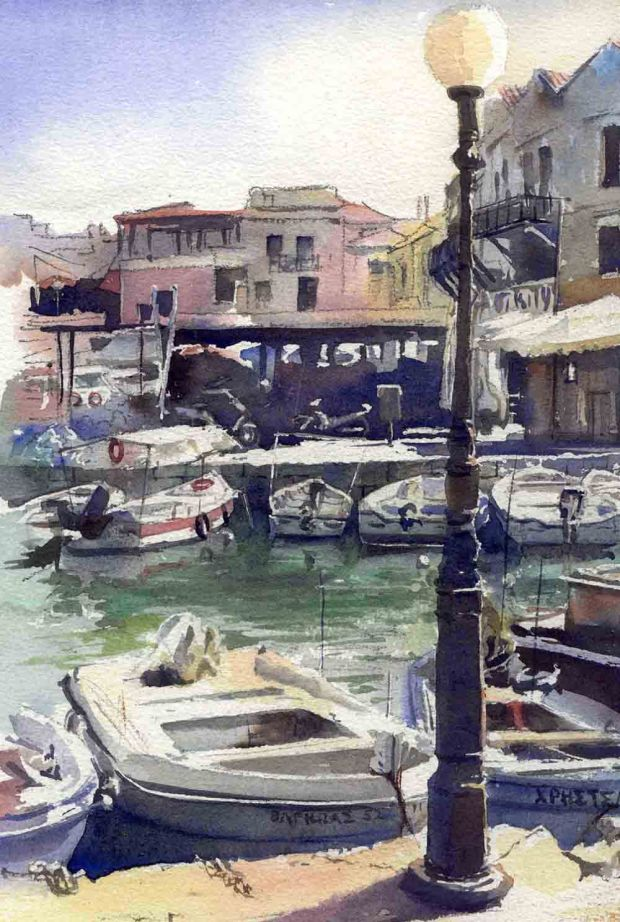 076 - Rethymon, Crete