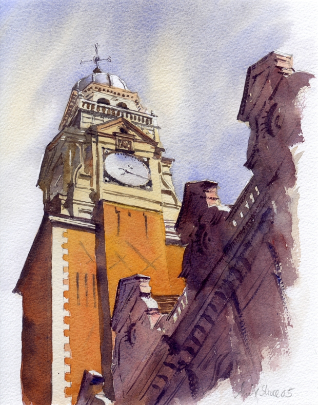 083 - Town Hall, Leicester