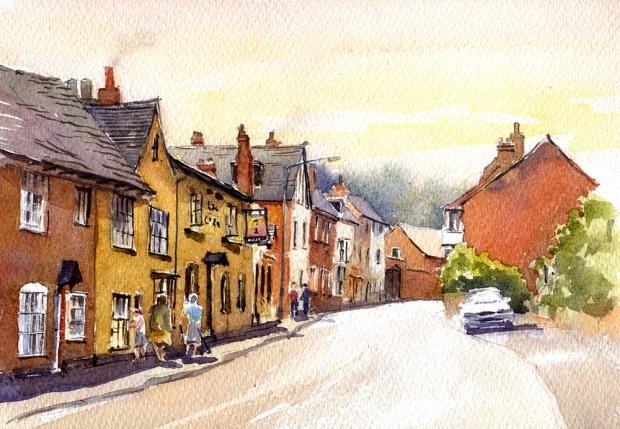 084 - Kenilworth, Warwickshire