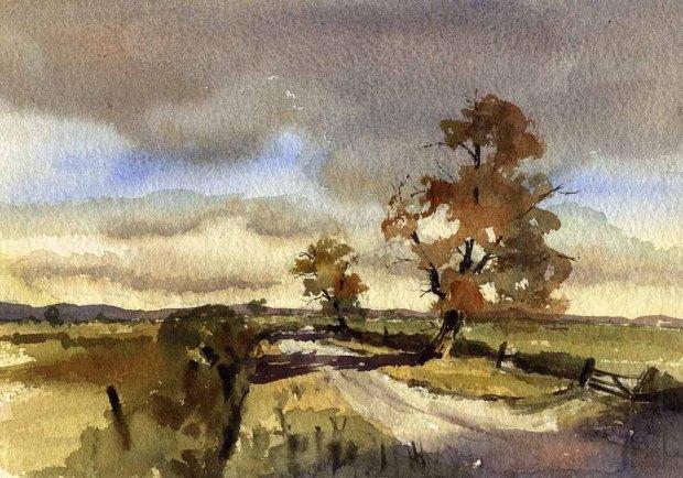 091 - Autumn Trees