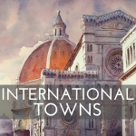 International Towns Icon