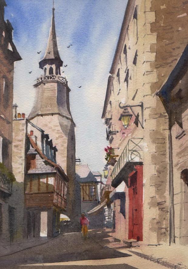 016 - Dinan, Brittany