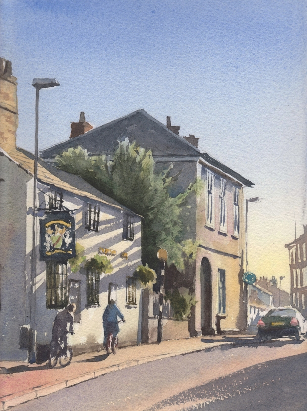 023 - The Narborough Arms