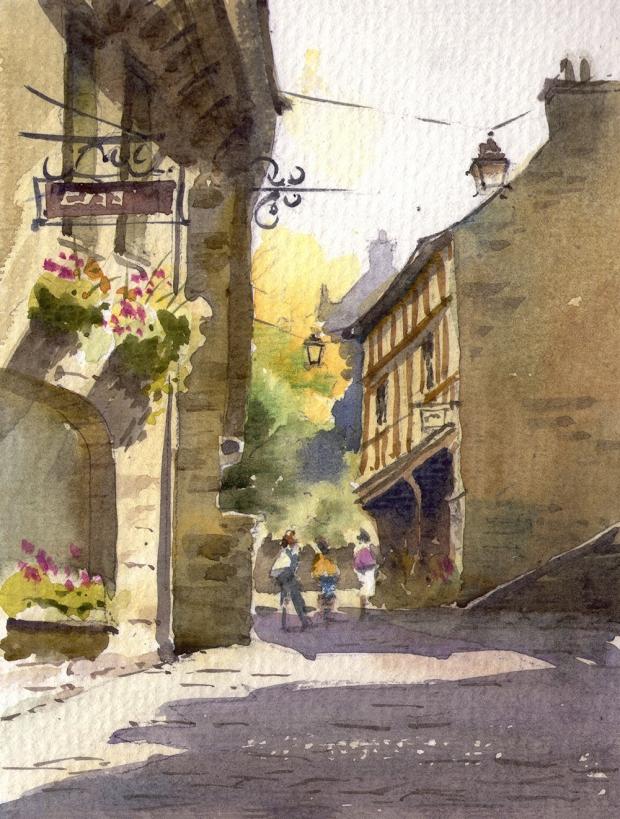 027 - Dinan, Brittany