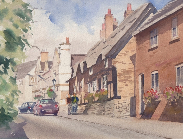 099 - Market Bosworth Street