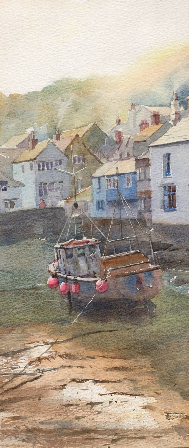 100 - Polperro Harbour