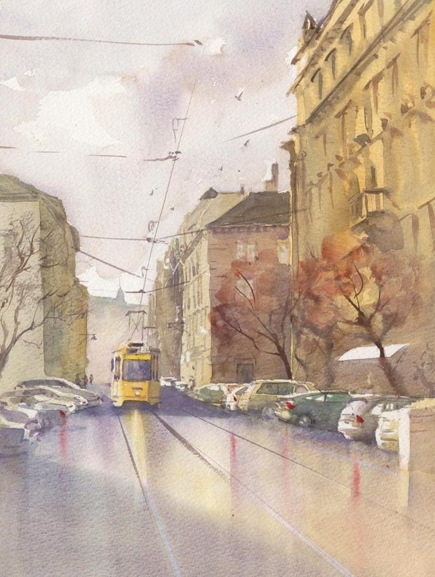 105 - Budapest Tram 2