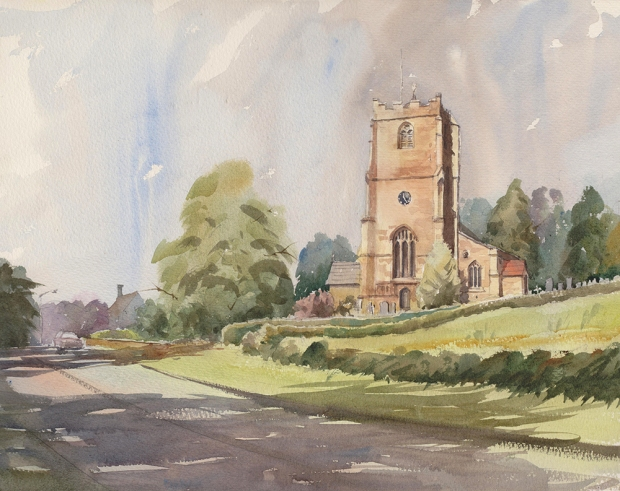 108 - Brinklow Church
